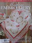 Machine Embroidery & Textile Art Magazine Vol 14 No 5 20% Bulk Discount
