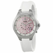 Victorinox Swiss Army 241467 Active Base Camp Pink Mother of Pearl Womens Watch