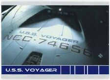 V1 U.S.S. Voyager - Star Trek Voyager Quotable Insert Card