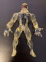 Spiderman Animated Series Venom Action Figure Clear Marvel Comics