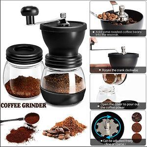 Manual Coffee Bean Grinder Coarseness