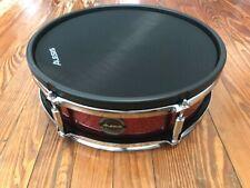 "14"" Snare Drum Pad Alesis Strike Pro NEW w/L Bar Dual Zone Electronic Kit"