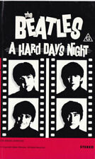 THE BEATLES : A HARD DAY'S NIGHT - SPECIAL EDITION/REMASTERED/PAL VHS/LIKE