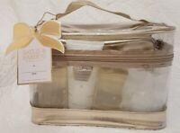 Baylis & Harding Toiletry Bag set & Cosmetic purse bag Gift Set New #RareFind