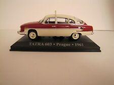 TATRA 603 TAXI PRAGUE 1961