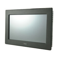 "New SL-LCD-19AW-RTOUCH-1 Industrial 19"" Touch Screen Monitor NEMA4/IP65 Bezel"