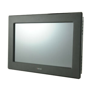 """New SL-LCD-19AW-RTOUCH-2 Industrial 19"""" Touch Screen Monitor NEMA4/IP65 Bezel"""