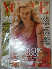 Vogue Magazine Reese Witherspoon Country Chic October 2014 SEALED 022315r3