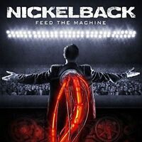 Nickelback - Feed The Machine [New & Sealed] CD