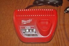 Milwaukee M12 Charger 48-59-2401