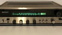 Vintage Sony Receiver HST-230 FM AM