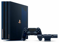 Sony PlayStation 4 Pro 2TB 500 Million Limited Edition Console Bundle - Dark...