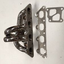POWER SPIRIT STAINLESS STEEL TURBO EXHAUST MANIFOLD SUIT ALL 4G63 turbo EVO 4-9