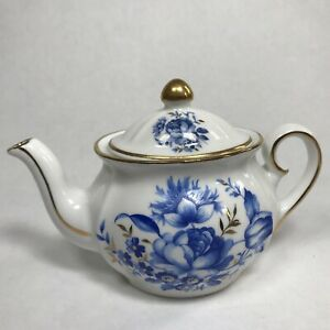 Vintage Wade Regency Collection Fine Bone China Teapots Made In England