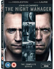The Night Manager (DVD, 2016)