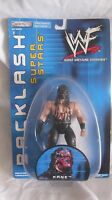 Rare WWF Backlash Superstars Kane Action Figure From Jakks Pacific 2000 NEW t978