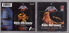 Asia - LIVE IN KOLN 2CD 1997 BLUEPRINT