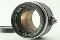 [Exc5] Canon LTM 50mm f/1.8 for Leica L Rangefinder L39 Screw Mount prime Japan