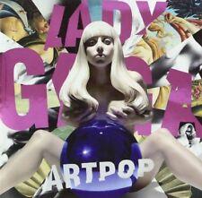 LADY GAGA-ARTPOP DELUXE EDITION (TITLE SUBJECT...-JAPAN CD+DVD BONUS TRACK I00