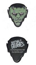 MICHALE GRAVES 2006 Return To Earth - 2008 Illusions Tour Guitar Pick MISFITS