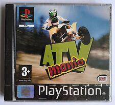 PS1 ATV Mania (2003), UK Pal, Brand New & Sony Factory Sealed