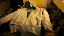 Oakley Winter Jacket Womens Hooded Decent Condition White Small