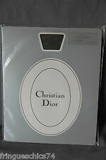 collant polyamide soie brun CHRISTIAN DIOR SLIM 15 taille 9 (2) NEUF/BLISTER