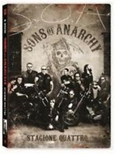 Sons of Anarchy - Stagione 4 (4 DVD) - ITALIANO ORIGINALE SIGILLATO -