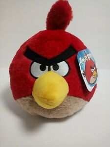 Angry Birds Plush Red Stuffed Animal
