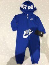 Nike Bebé Niño Babygrow con capucha (tamaño de 9 meses)