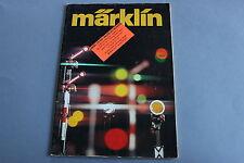 X241 MARKLIN Train catalogue Ho 1976 98 pages 29,7*21 cm F