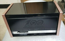 Snap-On New Black Mini Upper Top Tool Box Base Cabinet 100 Anniversary Limited