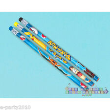 POKEMON Pikachu & Friends PENCILS (12) ~ Birthday Party Supplies Favors Meowth