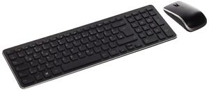 Dell Wireless Keyboard and Mouse - KM714 - QWERTY