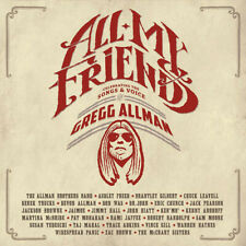 Various ‎– All My Friends: Celebrating Songs Of Gregg Allman 2CD 2014 NEW/SEALED