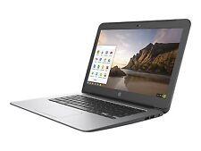 """HP 14"""" Chromebook 14 G4, 4 GB RAM, 16 GB SSD, Intel HD Graphics, Black T4M32UT#"""