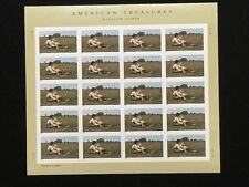 U.S: #4473 44¢ AMERICAN TREASURES WINSLOW HOMER MINT SHEET/20 NH OG