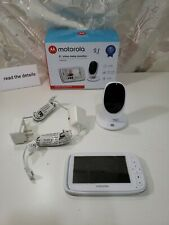 "Motorola Comfort 50 5"" Display Video Baby Monitor"