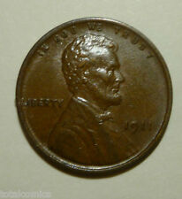 1911 LINCOLN CENT  ALMOST UNCIRCULATED VERY SHARP IN DETAIL