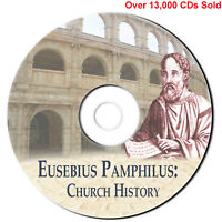 Eusebius Pamphilus-Early Christian Church History-on CD EBOOK PDF-Nicene Fathers
