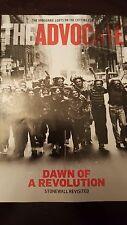 The Advocate, October/November 2015, Dawn of a Revolution