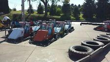 Go Kart Business Complete concession track operation Sprint carts midgets