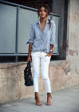 Summer Women Loose Long Sleeve Tops Blouse Shirt Casual Cotton T-Shirt