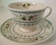 Royal Doulton Provencal Fine China Cup & Saucer Made in England