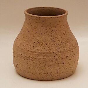Wainstones Pottery Stoneware Vase/Pot/Utensils Holder (B8)
