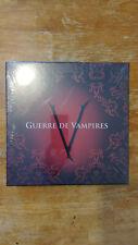 Guerre de Vampires 2010 - Jeux de société - Jeu de plateau - Neuf, Rare - (Mint)
