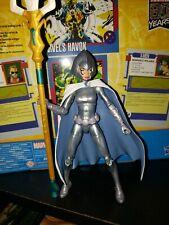 Marval Legends Hasbro Lilandra Custom Swap Heas Cape And Weapon