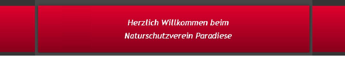 Naturschutzverein Paradiese Shop