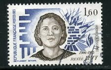 STAMP / TIMBRE FRANCE OBLITERE N° 2293 RENEE LEVY