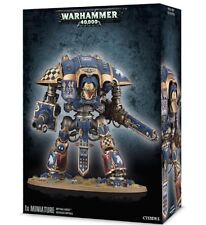 40K  IMPERIAL KNIGHT PALADIN-ERRANT w / decals + Instructions  NOS / Free Ship